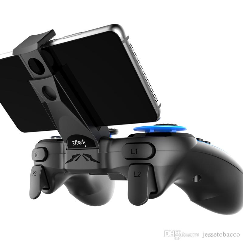 iPEGA PG-9090 for Smartphone / TV Box/ PC Bluetooth Flexible Joystick Game Controller Replaceable Cross Key with 2.4G Receiver NEW