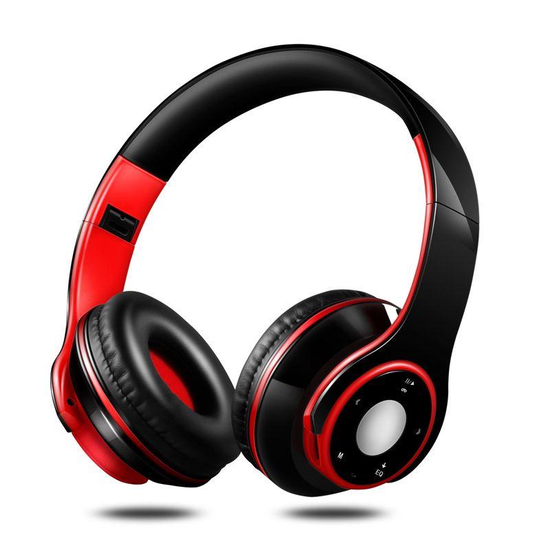 Heiße Verkaufs-Qualitäts-drahtlose Kopfhörer mit Kopfhörer-Kopfhörern Mic Bluetooth Earbuds mit Kleinkasten für Android Samsung Sony Smart