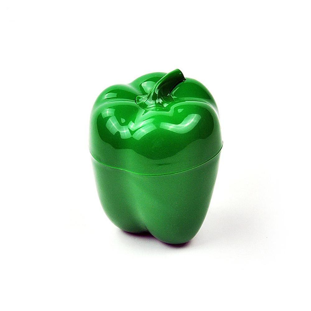 Creative Food Box Organizer Crisper Vegetable Containers Onion Garlic Avocado Tomatoes Lemon Green Pepper Fresh Storage Box L*5