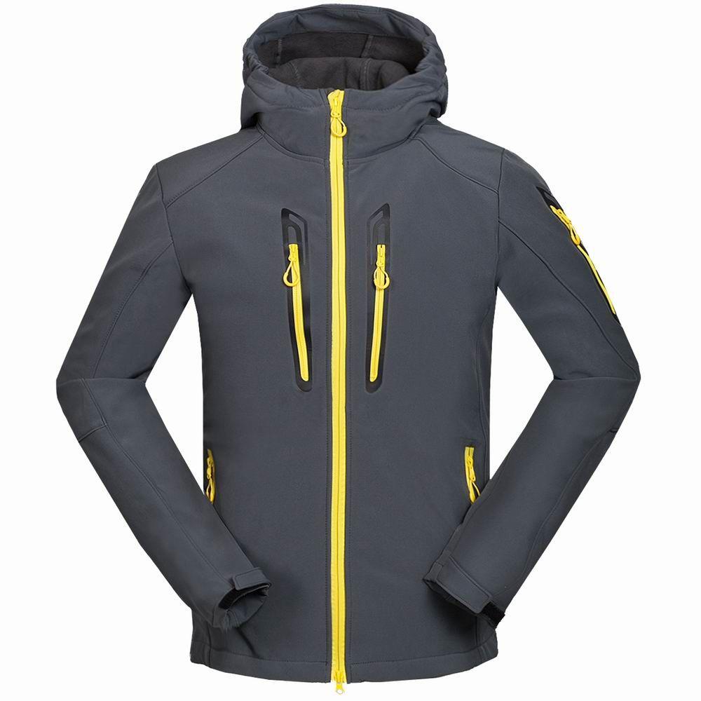 nuovi uomini HELLY giacca invernale con cappuccio Softshell per antivento e impermeabile morbido cappotto Shell Jacket HANSEN Giacche Cappotti 1615