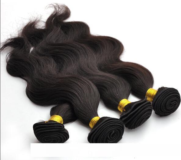 A Factory Sale 5a Qualified Brazilian Indian Peruvian Malaysian Mongolian Virgin Remy Human Hair Body Wave ,100 %Human Weave Bundles
