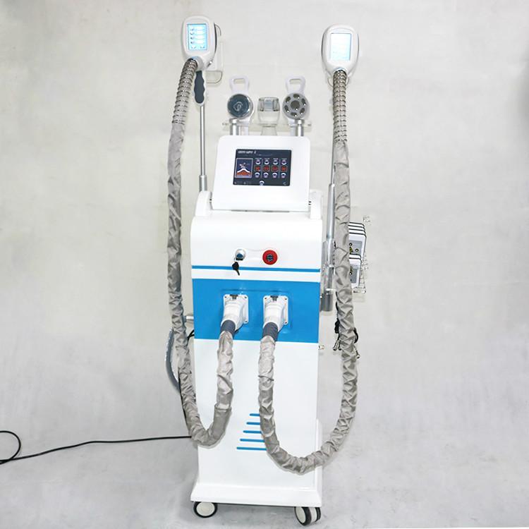 Fat Freeze Machine Cryolipolysis Liposuction Laser Machines Lipolaser Cold Lipo Laser Ultrasonic Cavitation Skin Tightening Slimming Machine