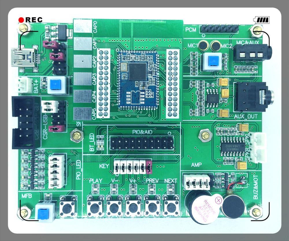 ADK4.0//ADK4.1 Bluetooth 5.0 Core module for CSR8670 Development board