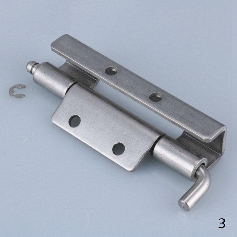 Paslanmaz çelik kapı menteşesi elektrik kutusu Şalt kutusu kontrol dağıtım dolabı ağ kabine kapı menteşesi tamir donanım