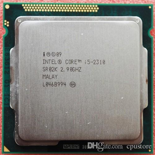 Intel Core i5 2310 2.9GHz 6MB Socket 1155 CPU Processor SR02K