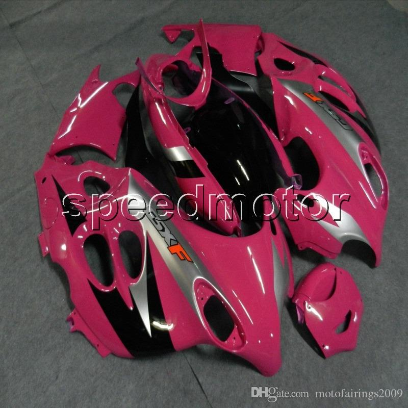 Screws+Gifts pink motorcycle Fairing for Suzuki Katana 03-06 GSX600F 2003 2004 2005 2006 GSX 750F ABS plastic kit