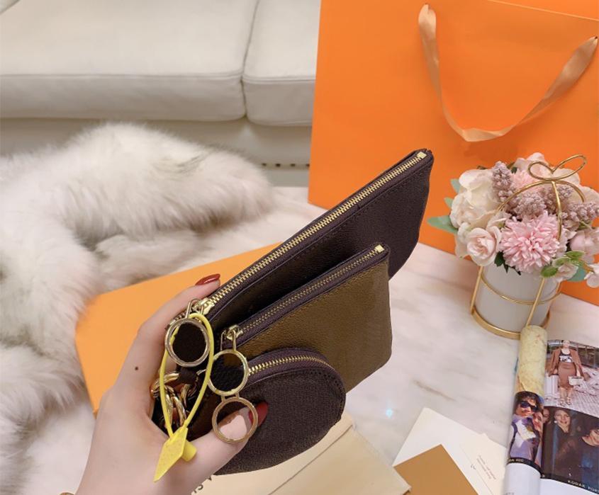 3pcs Borsello / set Frizione Borse Messenger Borse borse shopping Borse borsa portafoglio donna con la scatola