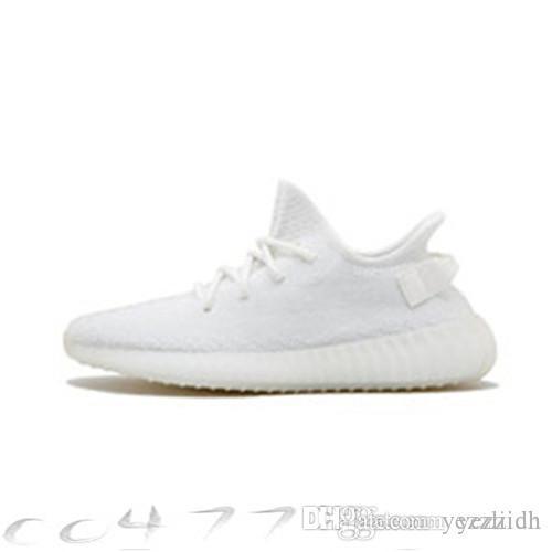 kanye v2 yecheil Yeshaya réfléchissant chaussures de course noir statique citrine nuage blanc hommes argile lueur gid femmes chaussures de sport de marque chaussures de sport T2C7