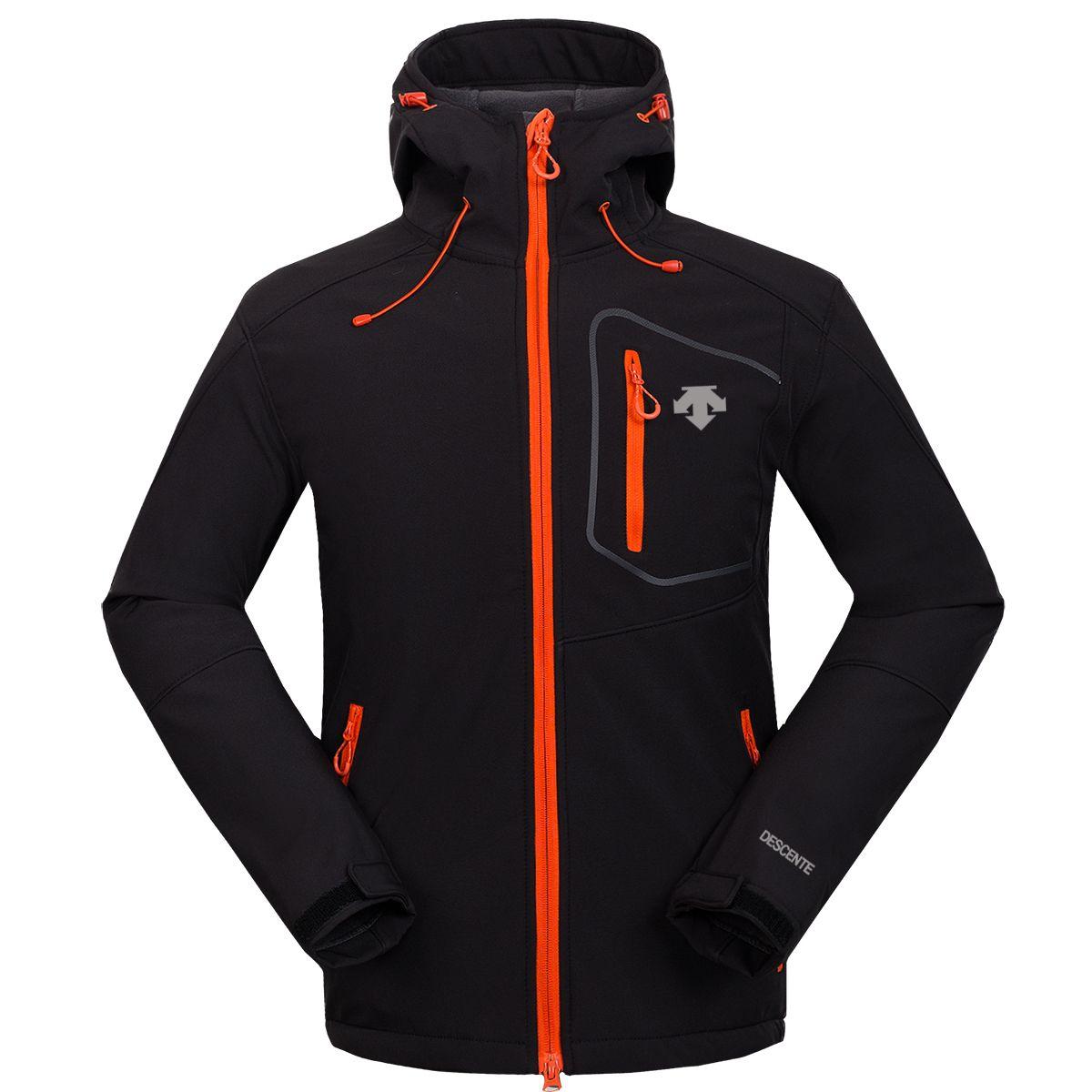 2019 nuovo The North mens DESCENTE Giacche Felpe Moda caldo casuale antivento sci Viso Cappotti All'aperto Denali Fleece Jackets 02