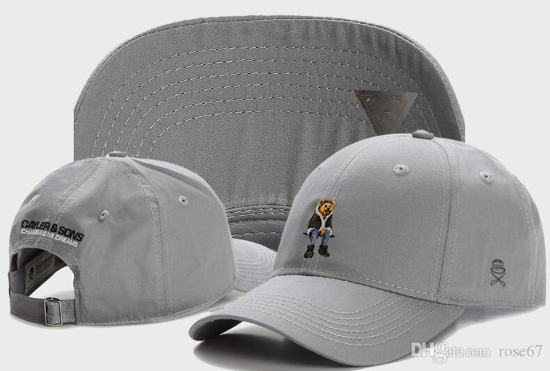 نمط جديد أبي دب واقي من الشمس الرجال القبعات snapback قبعات البيسبول الكلاسيكية والأزياء قبعة سائق شاحنة الصيف casquette النساء سببية الكرة سقف جودة عالية