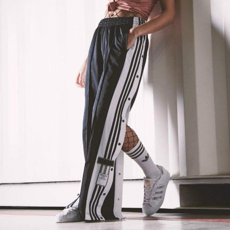Womens Designer Sweatpants luxe Stripes Garçons Trackpants mode de Split en vrac style Pantalons Hommes Marque Vêtements pour Dances 2020 Nouveau