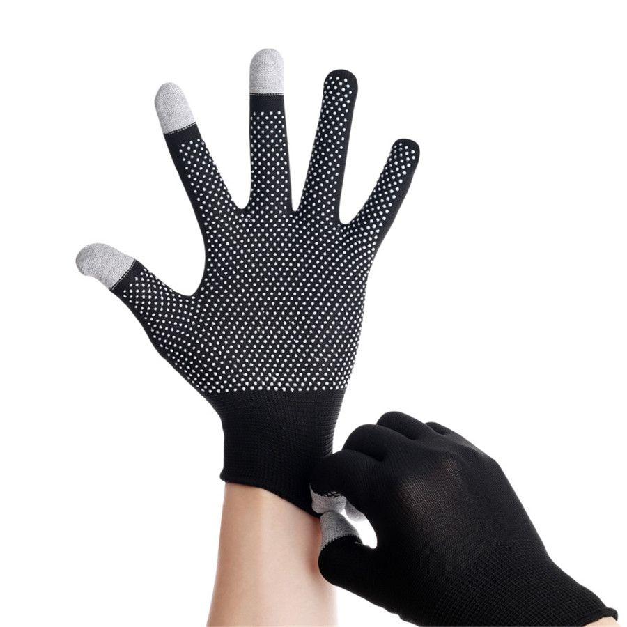 Fashion-Sonnenschutz Sommer-dünne Kurzaußenbergsteigen Handschuhe Breath Driving Bikes Männer Frauen Screen-Handschuhe
