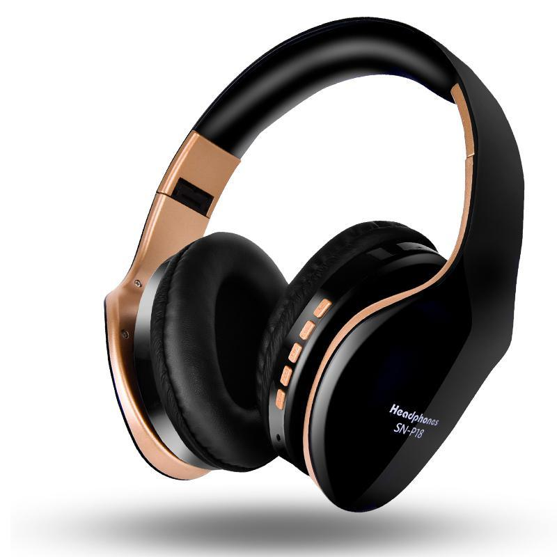 Wireless Headphones Bluetooth Headset Foldable Stereo Headphone Gaming Earphones Support Tf Card With Mic For Phone Pc Mp3 Wireless Headset Best Earbuds From Luckybala 11 3 Dhgate Com