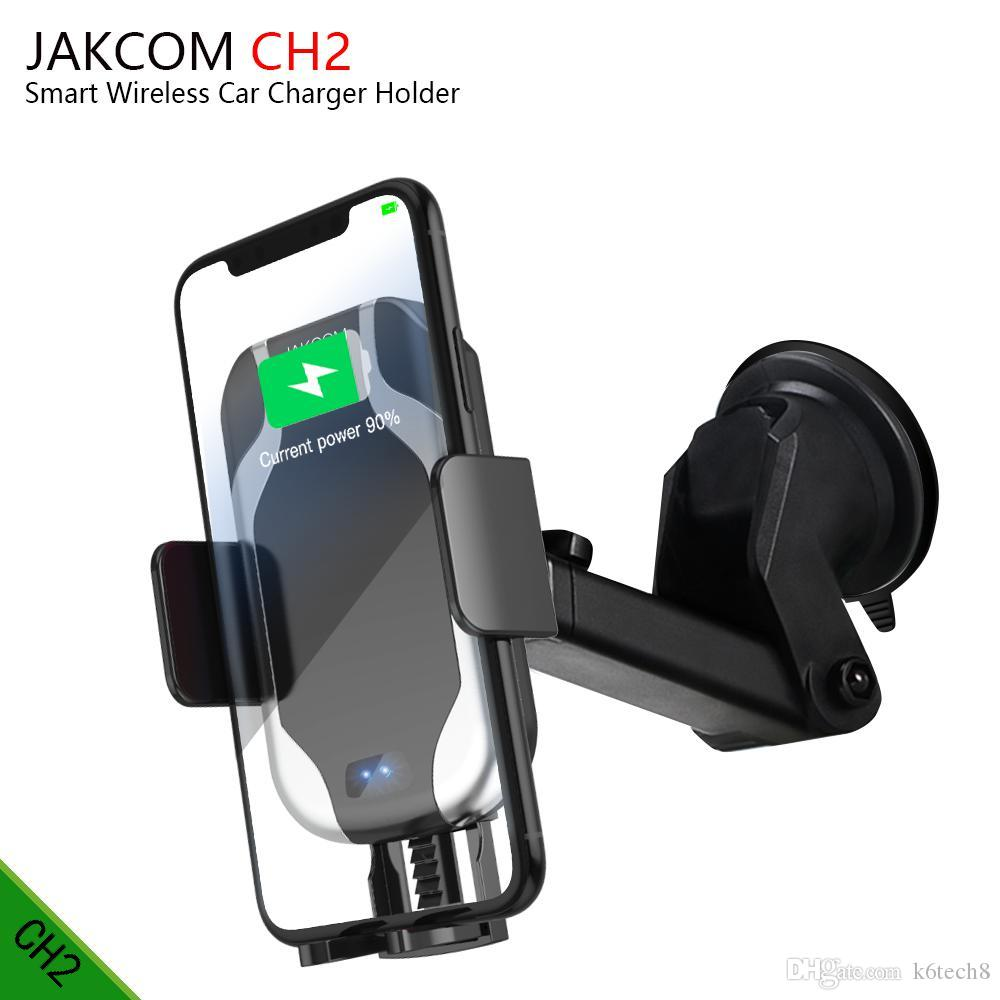 JAKCOM CH2 Smart Wireless Car Charger Mount Holder Hot Sale in Cell Phone Chargers as smartwatch q automatic out tools telephone