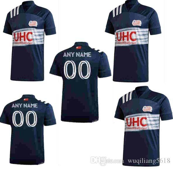 Melhor! New Blue Revolution 2020 Jerseys de futebol Bou 7 Buksa 9 Gil 22 Fagundez 14 Penilla 70 Bunbury 10 20 21 Jersey Camisas de futebol