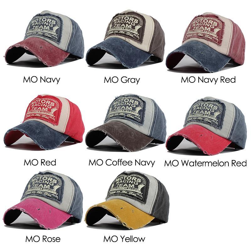 Cappello Inverno Estate Berretto da baseball del nuovo cotone degli uomini di Snapback dei cappelli della molla per gli uomini donne Caps Cappello ricamo di alta qualità Cap