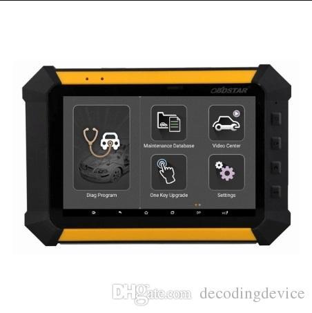 VENTA CALIENTE OBDSTAR herramienta de diagnóstico auto Bluetooth X300DP Plus C Soporte DPF EPB aceite TPMS IMMO clave inyector Restablecer