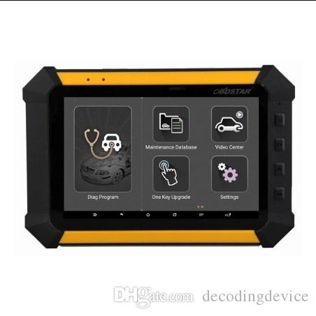 ГОРЯЧЕЕ OBDSTAR X300DP Plus C Bluetooth автоматический диагностический инструмент поддержки DPF EPB Oil TPMS IMMO Key Injector Сброс