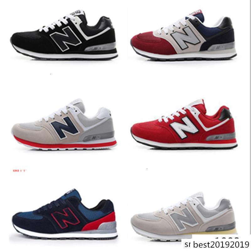 2020 NewBalance574 Running Shoes Sneakers Mens NB574 delle donne di lusso del progettista mesh di superficie Coach Walking Jogging Trainer Shoes