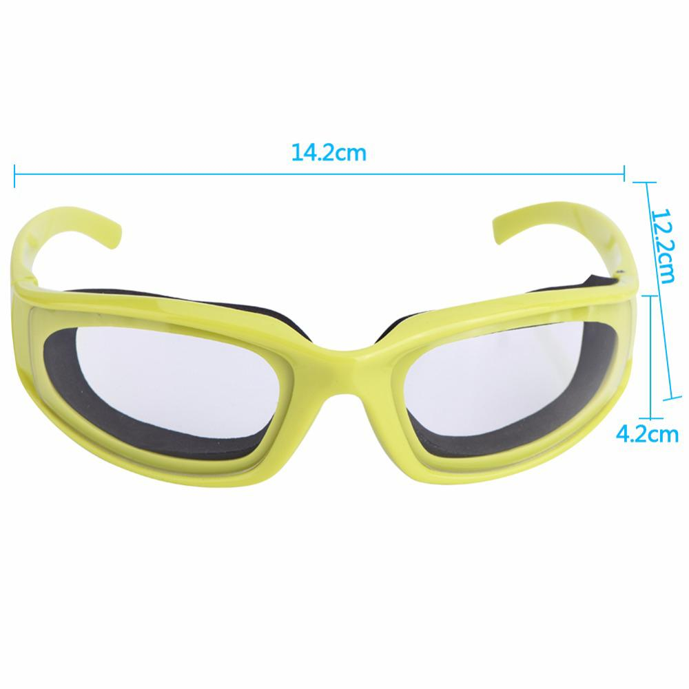 Face Shields Onion Goggles Safety Glasses Eco-Friendly Cooking Tools Barbecue Eyes Protector Home Gadgets Kitchen Accessories