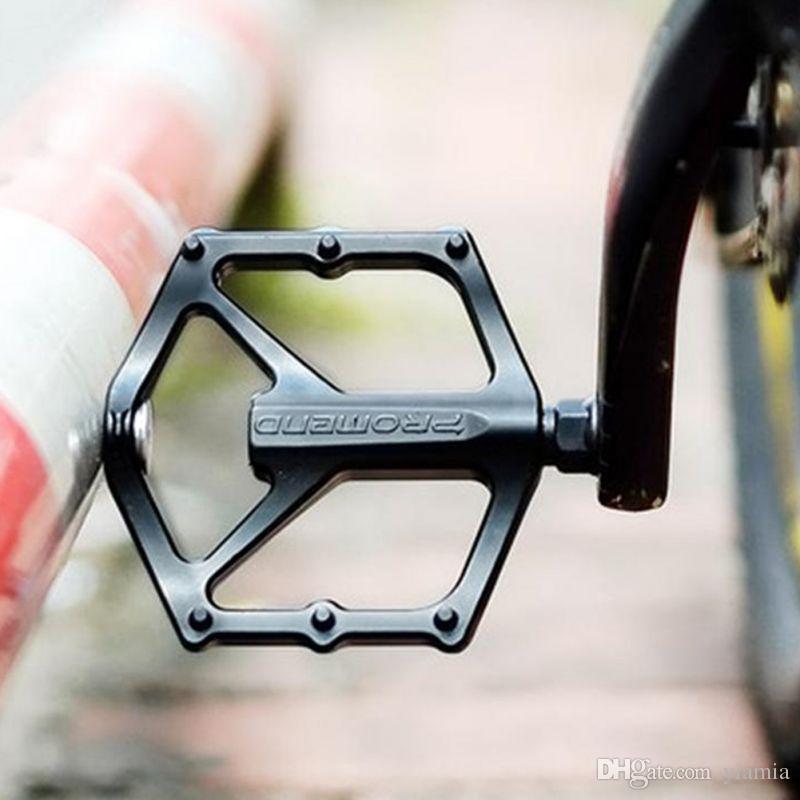 2PCS دراجة الدواسات ضوء سبائك الألومنيوم الدراجات 2 مختومة تحمل دواسة MTB الطريق الدراجة الجبلية منهاج