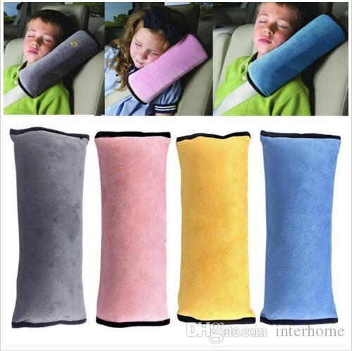 아기 자동차 커버 베개 유니버설 어린이 어깨 안전 벨트 키즈 스트랩 하네스 보호 좌석 쿠션 K100