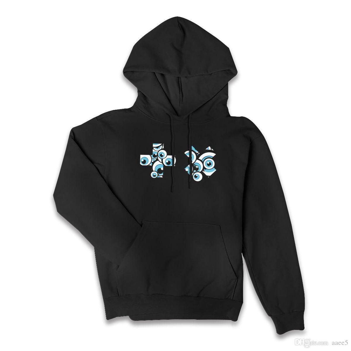 Martin Garrix Mens Winter Jacket Clothes Plus Velvet Long Sleeve Hooded Sweat Shirt Pullover