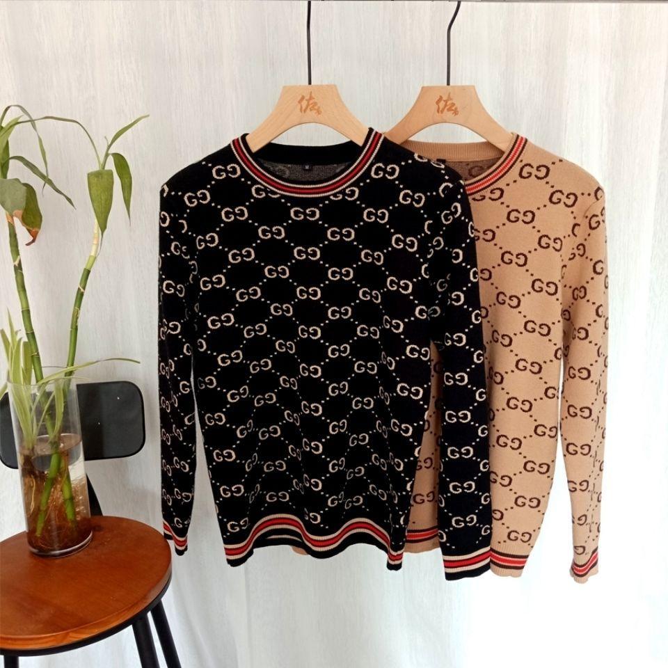 국제적인 상한 새로운 고품질 스웨터 유행 편지 재킷 호리호리한 온난한 운동복 스웨트 셔츠 M--3XL