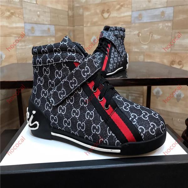 Gucci Tasche Marka hococal yeni üst son marka spor ayakkabısıyla terlik moda tasarımcısı erkekler ve kadınlar düşük üst beyaz gündelik kaykay ayakkabılar