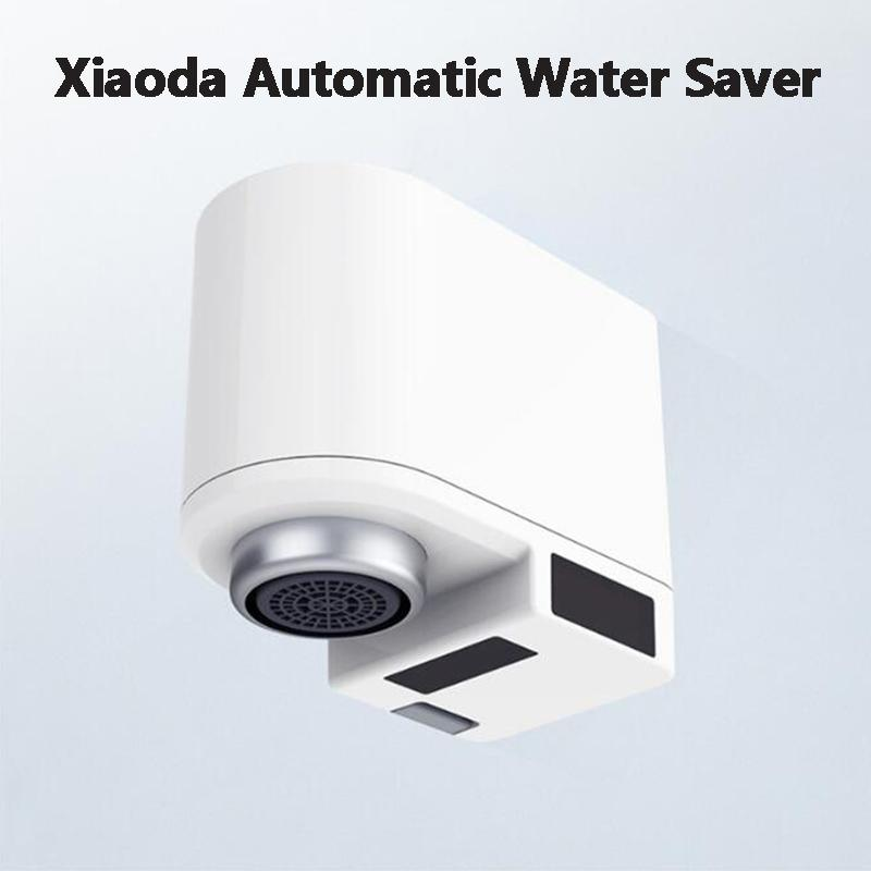 Xiaomiyoupin Xiaoda 자동 물 보호기 탭 적외선 센서 물 에너지 절약 장치 주방 욕실 스마트 유도 수도꼭지