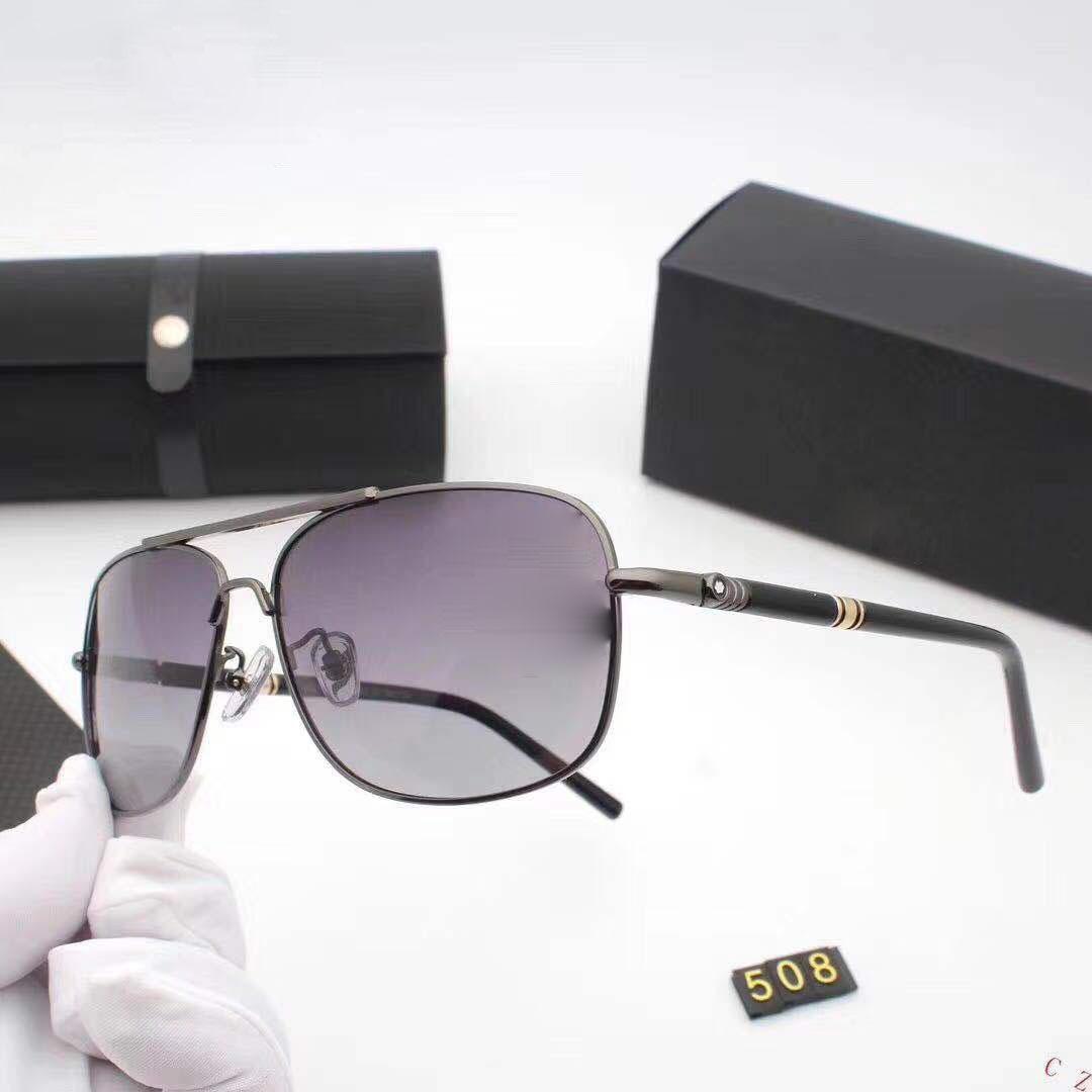 Mer miroir Sunglasses Femmes Sun 2020-Square Sunglass 2018 Cadre de marque Grandes nuances surdimensionnées Taille Femme Square Lunettes Gafas BCVRI