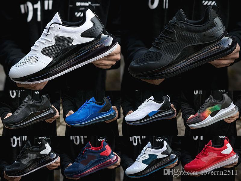 좋은 품질 2019 패션 겨울 새로운 남성 디자이너 신발 야외 스포츠 실행 신발 플랫폼 트리플 헬스 클럽 트레이너 운동화 40 ~ 45 블랙