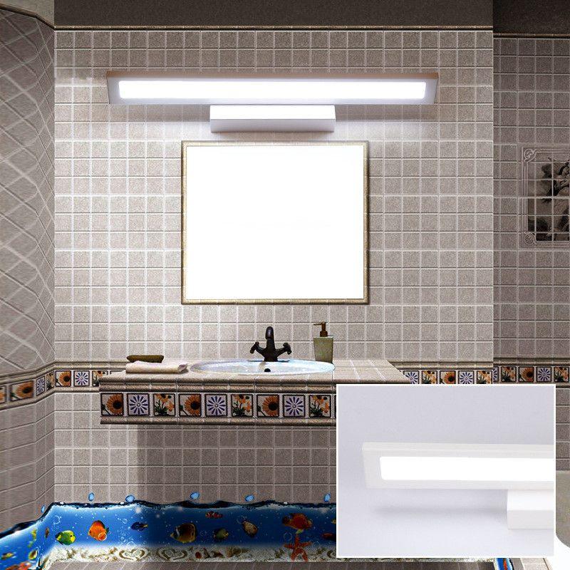 2020 new LED Wall Lamps Bathroom Mirror Light Waterproof Modern Acrylic Wall Lamp 11W Bathroom Lighting AC85-265V