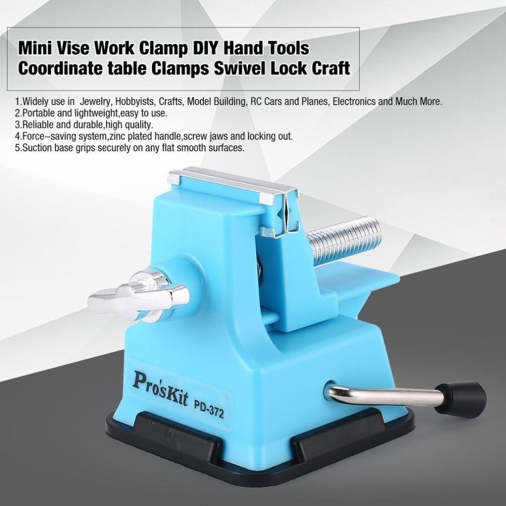 Excellent Tools Supplies Engines Metal Mini Vise Bench Table Swivel Pdpeps Interior Chair Design Pdpepsorg