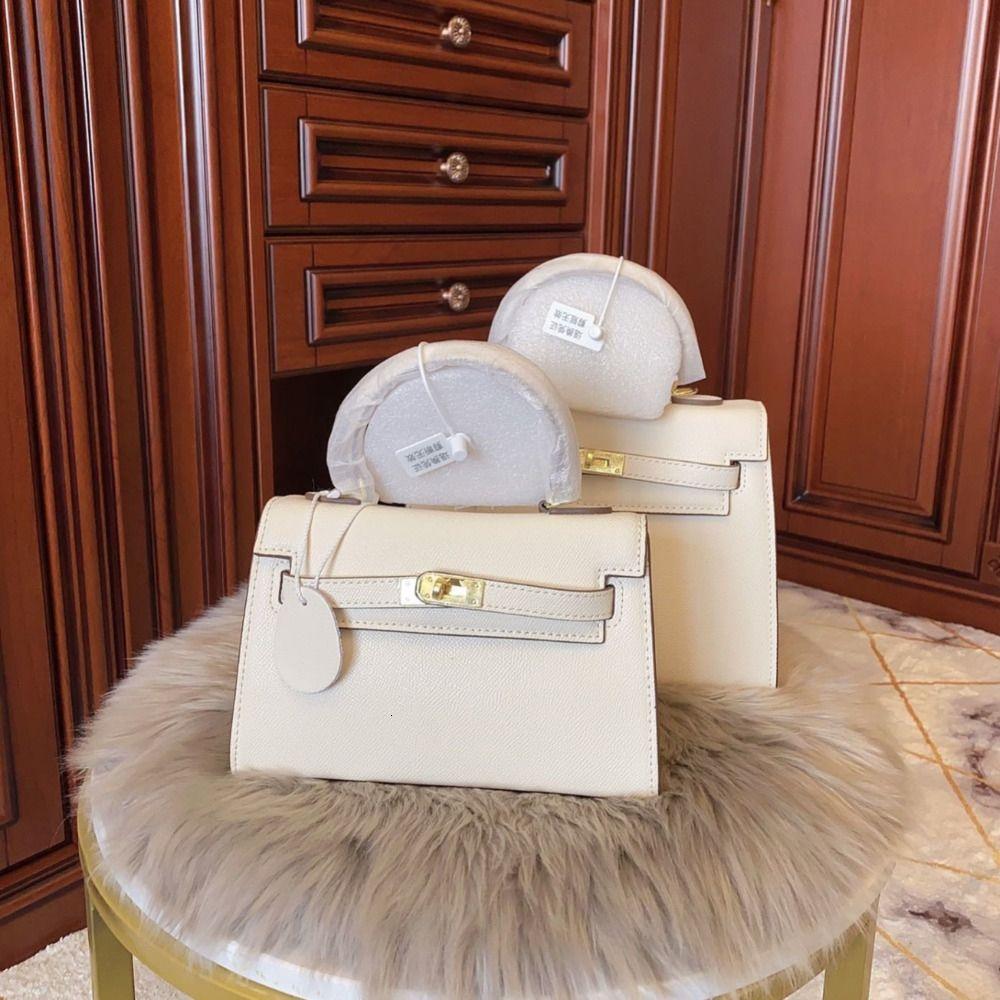 bolso de las mujeres del tamaño nuevo bolso del hombro big25cm small20cm caja de regalo exquisito WSJ003 # 120730 ming65