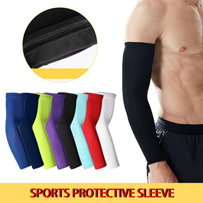 8-Color Bicycle Cycling UV Sun Protection Arm Warmers Biking Cuff Sleeve Cover Protection Ridding Golf Arm Sleeves 8.1