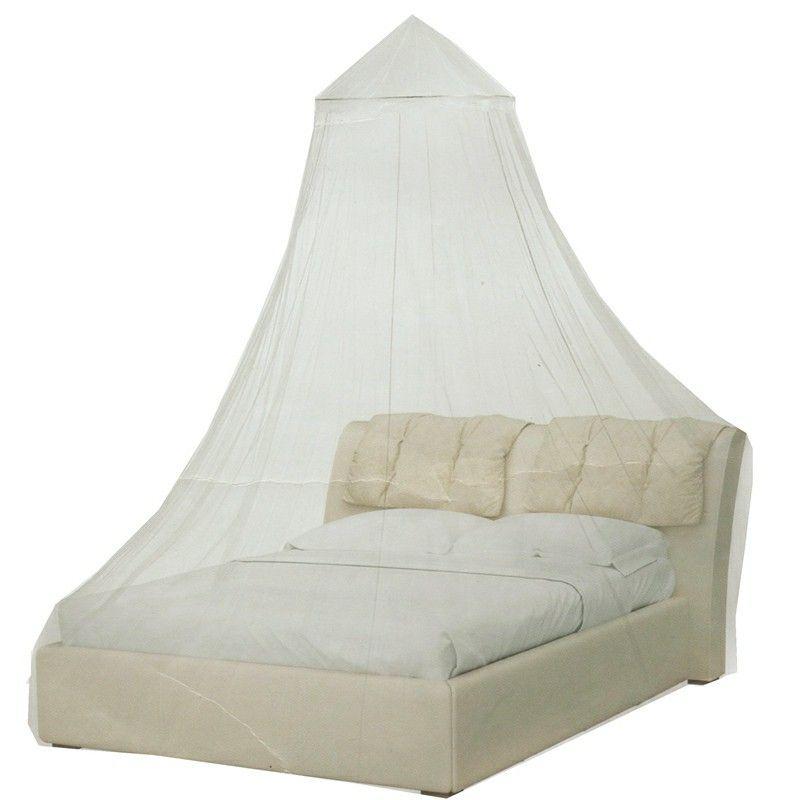 Mosquito Net abobadado cama de casal pendurado cúpula Mosquito Repelente Tent Insect Rejeição Canopy Bed Cortina de cama Supplies