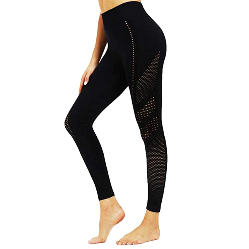 2020 Swolf Women Yoga Pants Seamless Leggings High Waist Workout Gym Tummy Control Running Stretch Leggings Compression Tights Y200106 From Shanye02 11 03 Dhgate Com