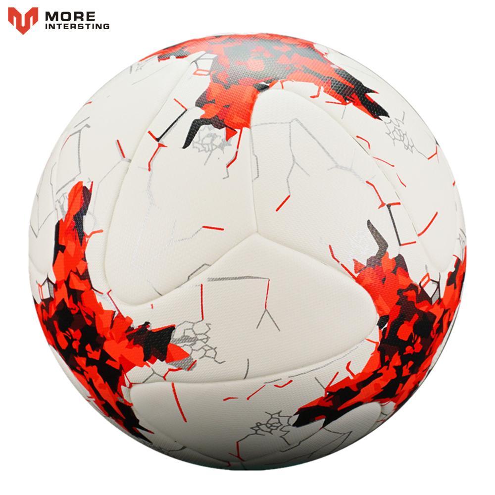 2018 Premier PU-Fußball offizielle Größe 4 Größe 5 Fußballtor Liga Outdoor-Spiel Trainingsball Geschenke futbol voetbal bola