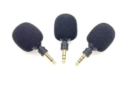 Megafon Canlı Boardcast Mikrofon Cep Telefonu Tablet Laptop Kulaklık Bentable Staigh İçin Oyun Mikrofon TNE Mikrofon Boom Xbox One PS4 49mm