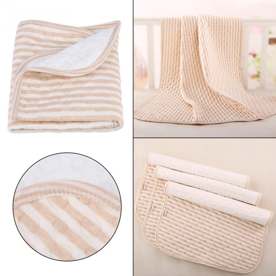 Algodão Urina Mat Diaper Fralda Cama Alterar a capa de almofada impermeável protetor de colchão fraldas para bebés Pad para dormir
