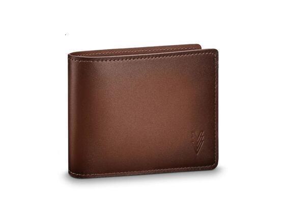 Molteplici Wallet M61198 degli uomini della cinghia Borse esotiche Borse in pelle Borse iconici Frizioni Portafoglio Portafogli borsa