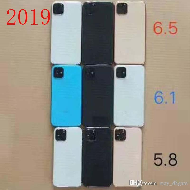 Per Iphone 11 6.5 2019 Falso Mold Dummy per Iphone 6.1 5.8 2019 Dummy vetro del telefono mobile modello di macchina di visualizzazione non-lavoro