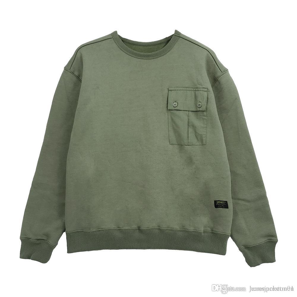 Mens Fashion Desinger Hoodies Auto Brief Pring Langarm Solid Color Homme Kleidung Mode Herbst Lässige Kleidung