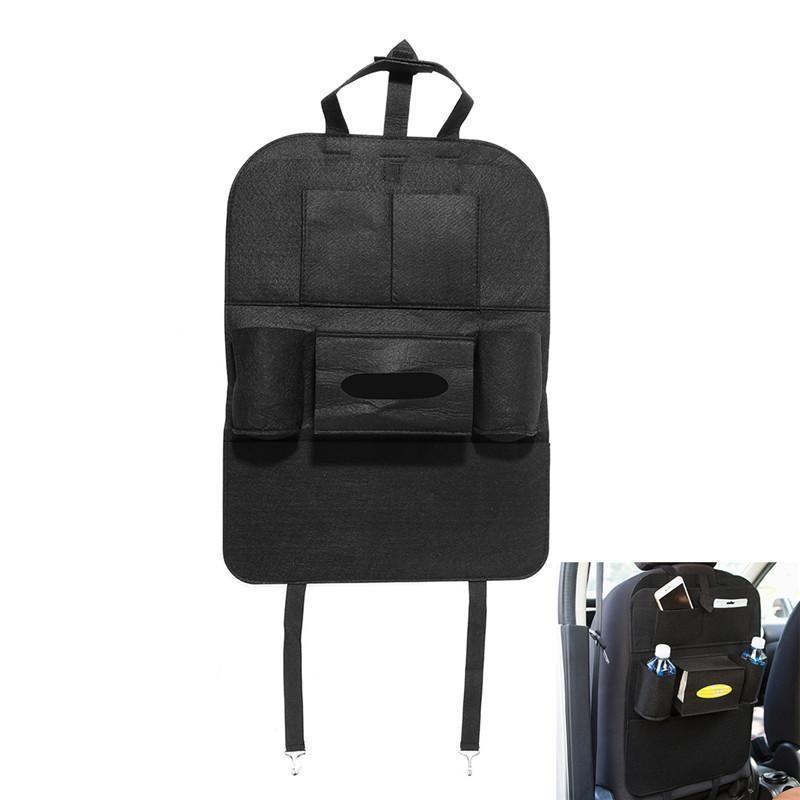 Auto Car Organizer sedile posteriore del sacchetto porta-tazza multi tasca per cellulare Sedile sundies immagazzinaggio contenitore pensile Box Car immagazzinaggio liberano il trasporto