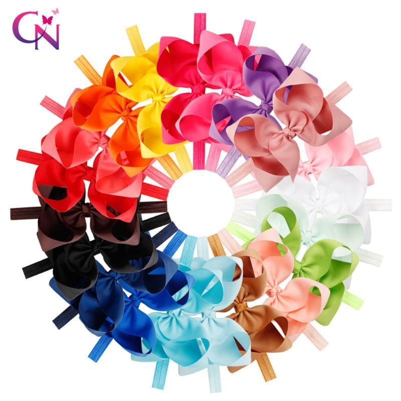 20 Pcs //lot Baby Flower Bows headband Hairpin hair Clip Kids Girls Accessories
