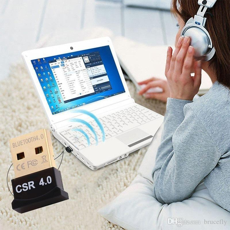 Bluetooth Adapter USB Dongle for Computer PC Wireless Mouse Bluetooth Speaker 4.0 Music Receiver USB Bluetooth Adapter