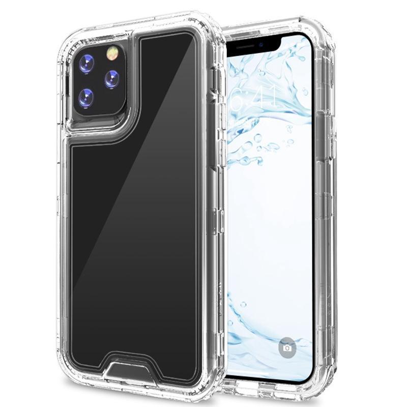 Для Samsung Samsung S20 Case бампер жесткий прозрачный защитник 3 в 1 крышка чехол для мобильного телефона Samsung S11e S10 A10e S20