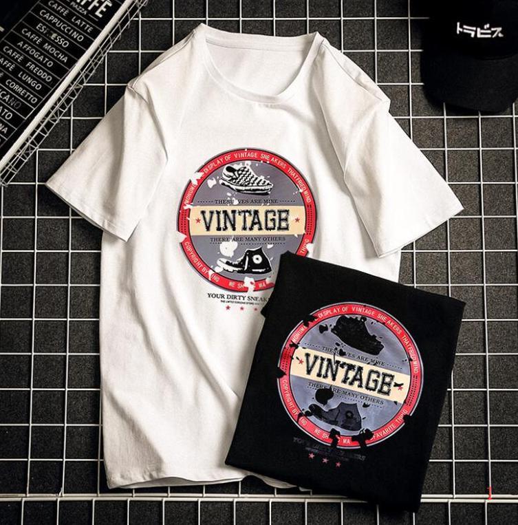 New Verão de T para homens desenhista camisetas Tops Com Letras de luxo Hip hop camiseta de manga curta T-shirt para os homens PH-WN204263