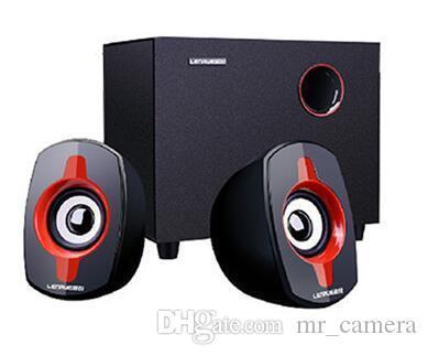 C5 Notebook PC колонки, мультимедийные активные деревянные колонки, домашний офис бас режим подключения 3,5 мм аудио разъем Диапазон частот отклика 40Гц-2